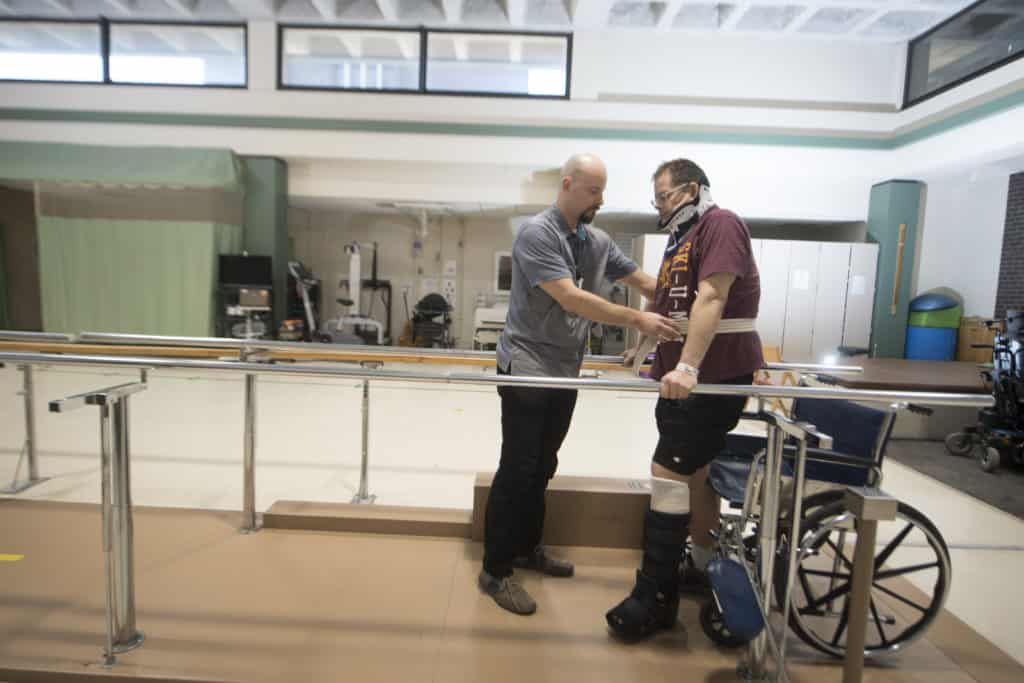 Rehabilitation - Inpatient - Hennepin Healthcare