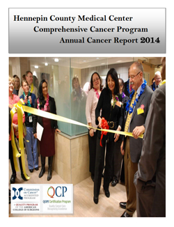 2014 annual report cancer center
