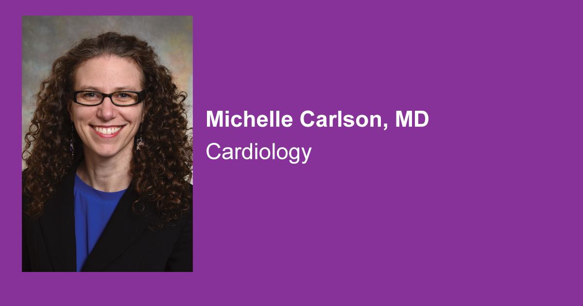 Michelle Carlson, MD - Hennepin Healthcare