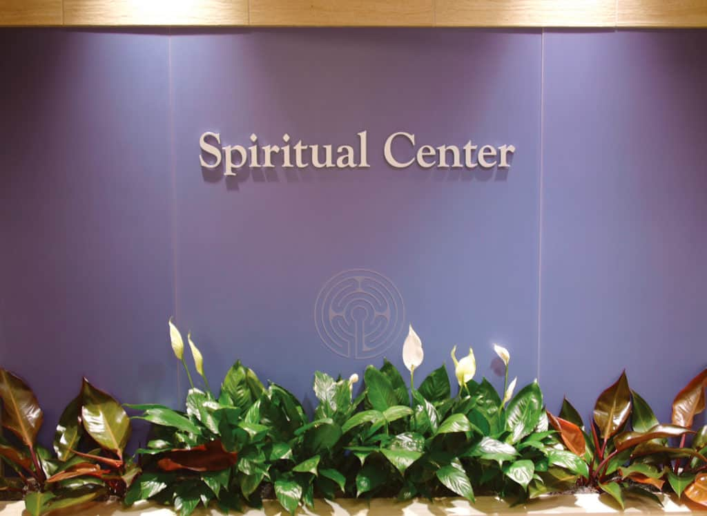spiritual care center