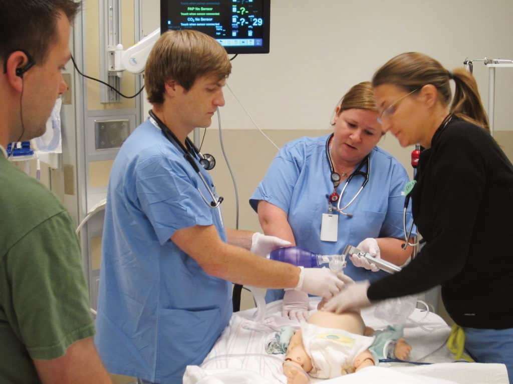 Simulation Center - Hennepin Healthcare
