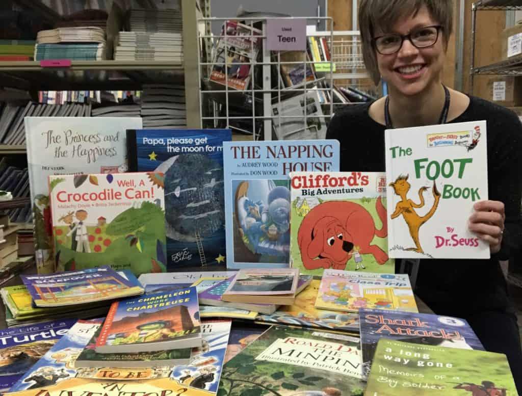 Betsy Roob Children's Literacy