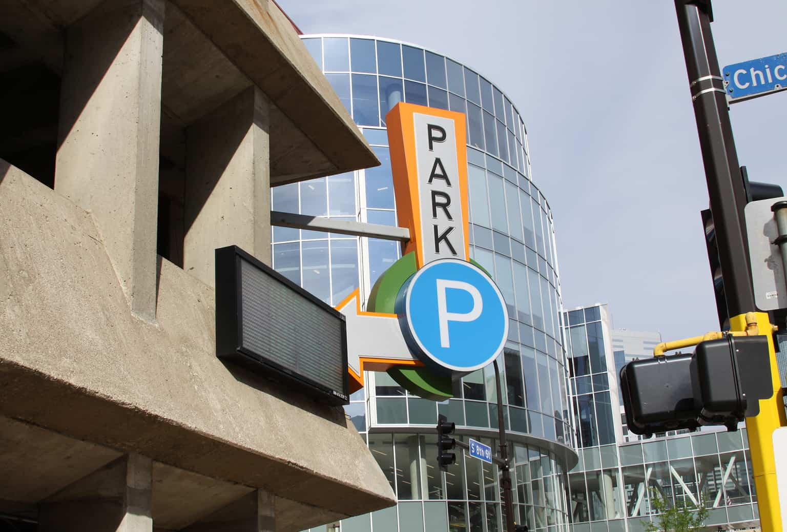 Directions & Parking - Hennepin Healthcare