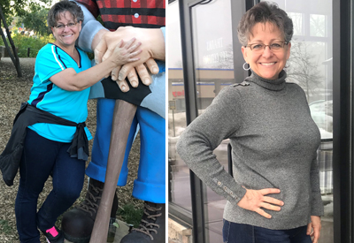 amy before after great slimdown program