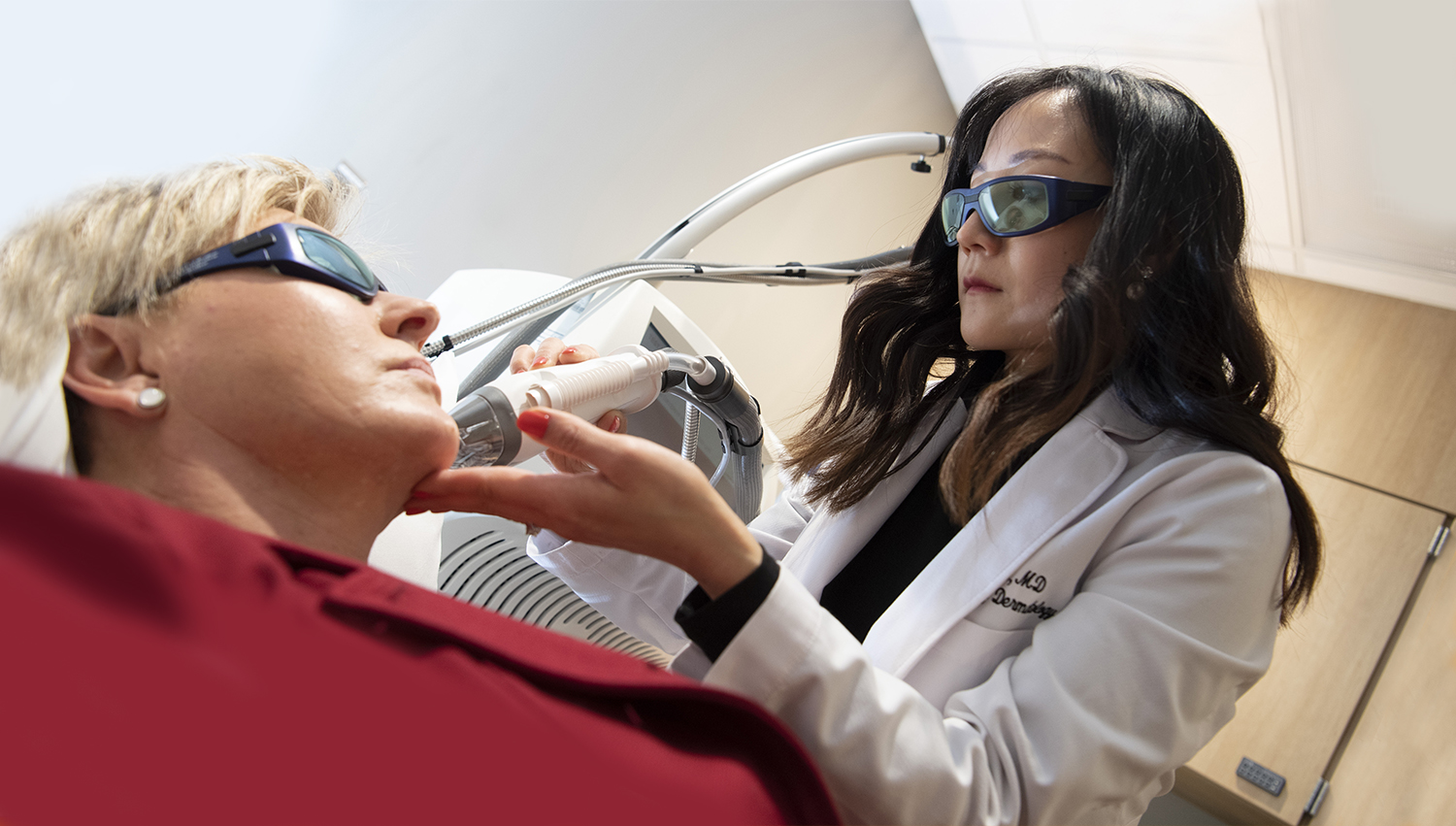 hero image for cosmetic dermatology