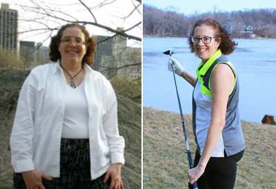 kellie before and after great slimdown program