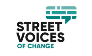 envision only street voices logo