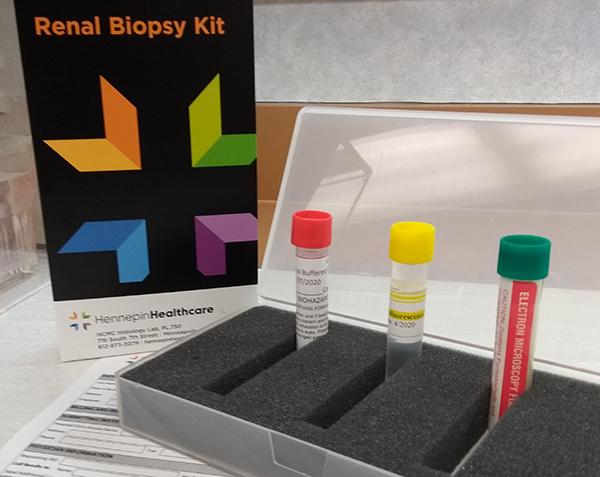 renal biopsy kit