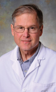 James W. Leatherman, MD