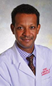 Mengistu A. Simegn, MD, FACC