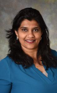 Ghazala Usman, DC