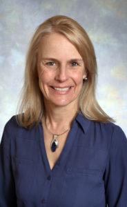 Christine Aas-Larson, BSN, MTS, MSN, CNP