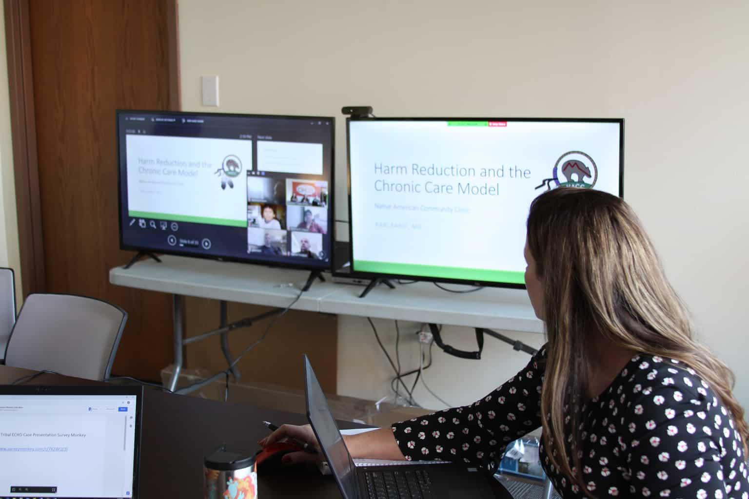 echo project native american community clinic screens