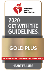 get with the guidelines gold plus heart