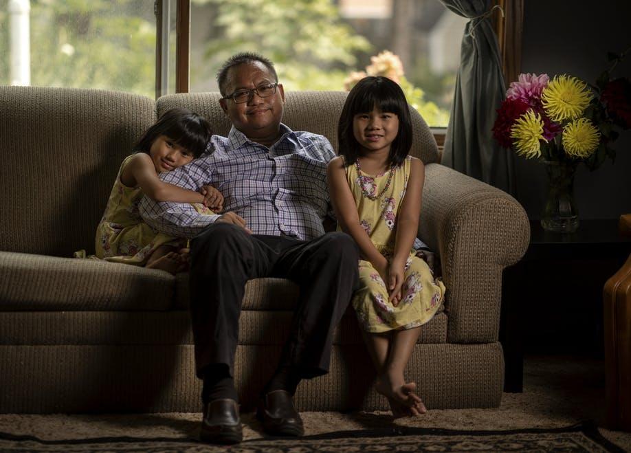 Dr. Nyan Pyae credit Star Tribune