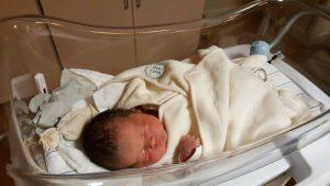 preemie newborn boy
