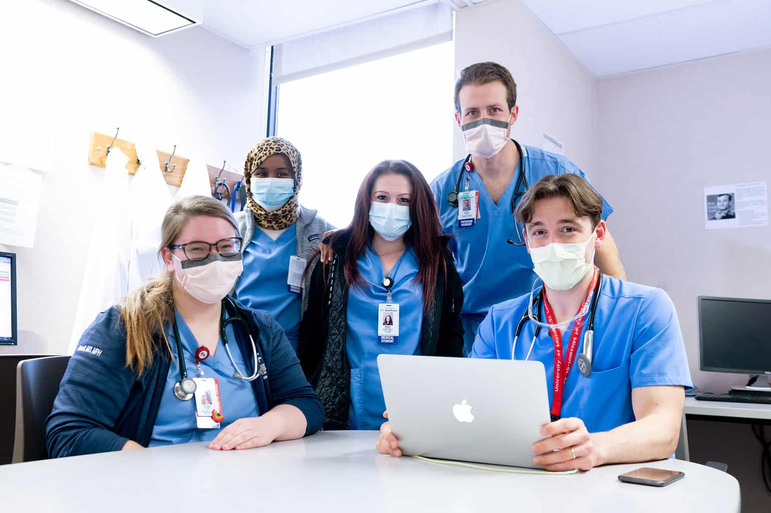 internal medicine residents group