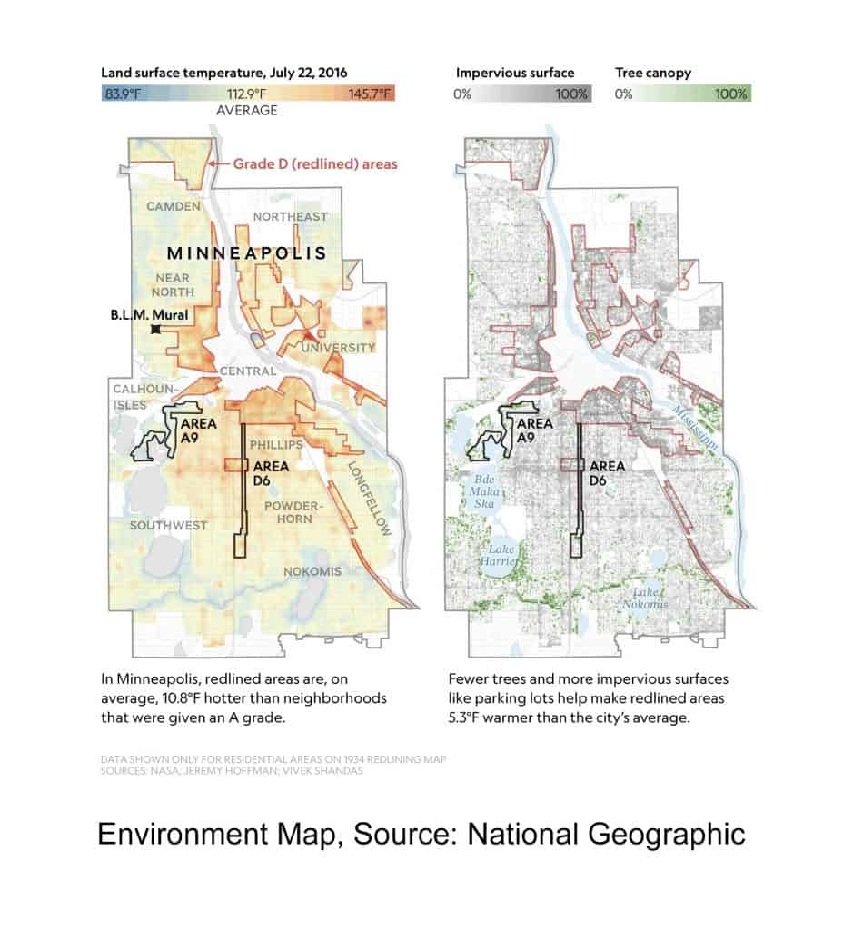 environmental harm map